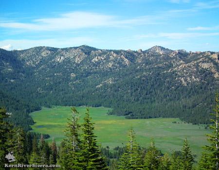 Cannell Peak Hike In The Kern River Sierra California And