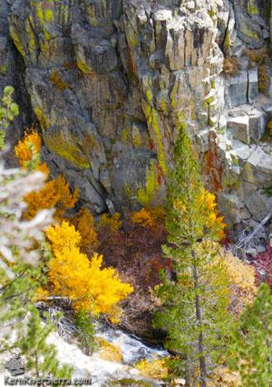 Durrwood Creek and beyond Hike in The Kern River Sierra
